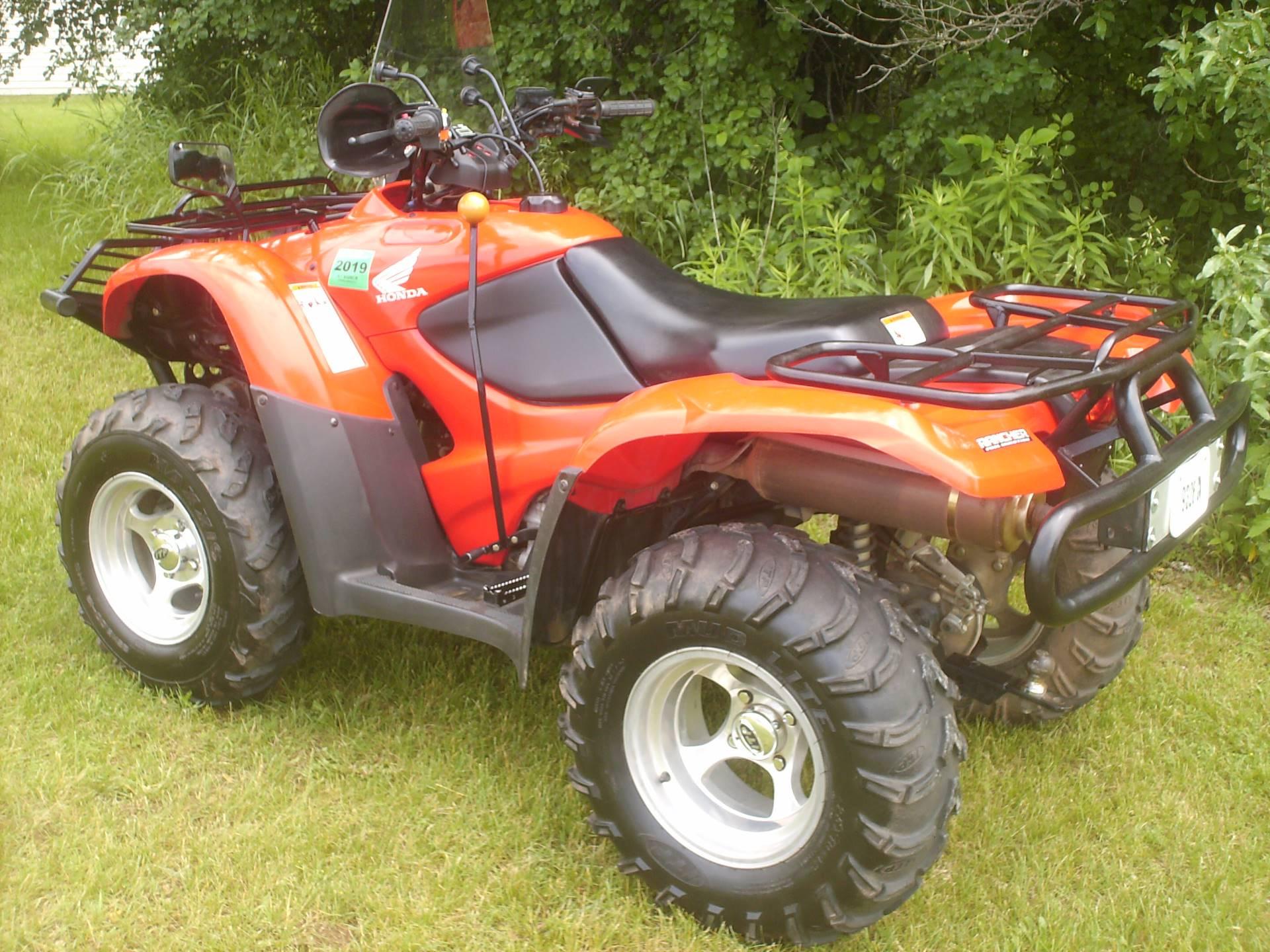 2007 Honda FourTrax® Rancher™ in Mukwonago, Wisconsin