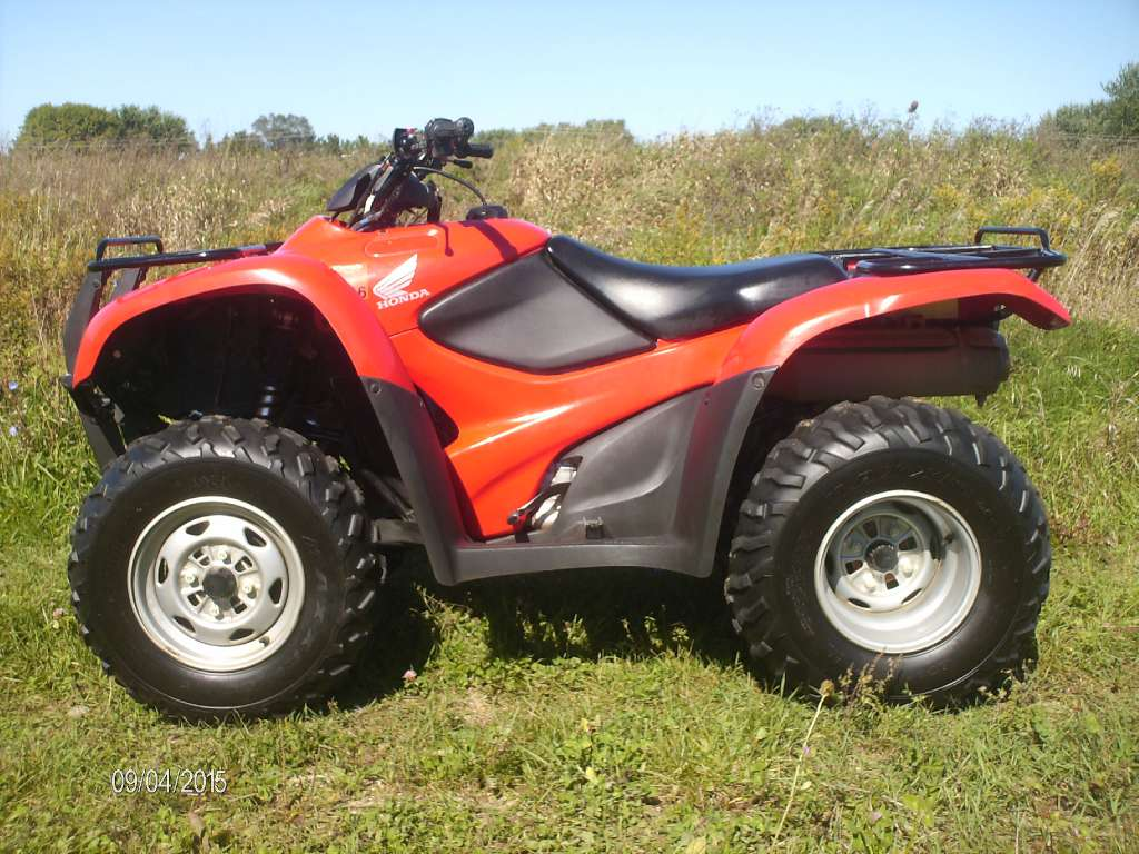 2007 honda fourtrax rancher for sale mukwonago wi 543512 for Honda 420 rancher for sale