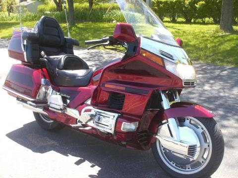 1997 Honda GL1500SE Goldwing in Mukwonago, Wisconsin