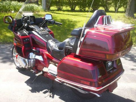 1997 Honda GL1500SE Goldwing in Mukwonago, Wisconsin - Photo 5