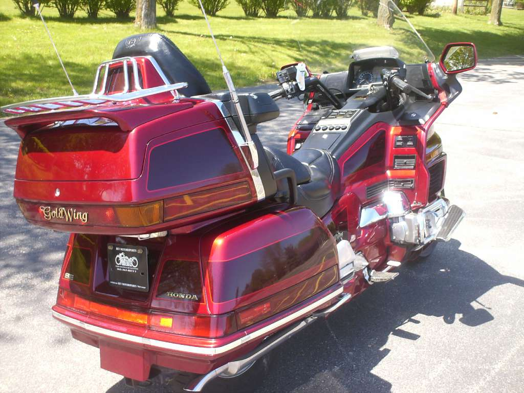 1997 Honda GL1500SE Goldwing in Mukwonago, Wisconsin - Photo 6