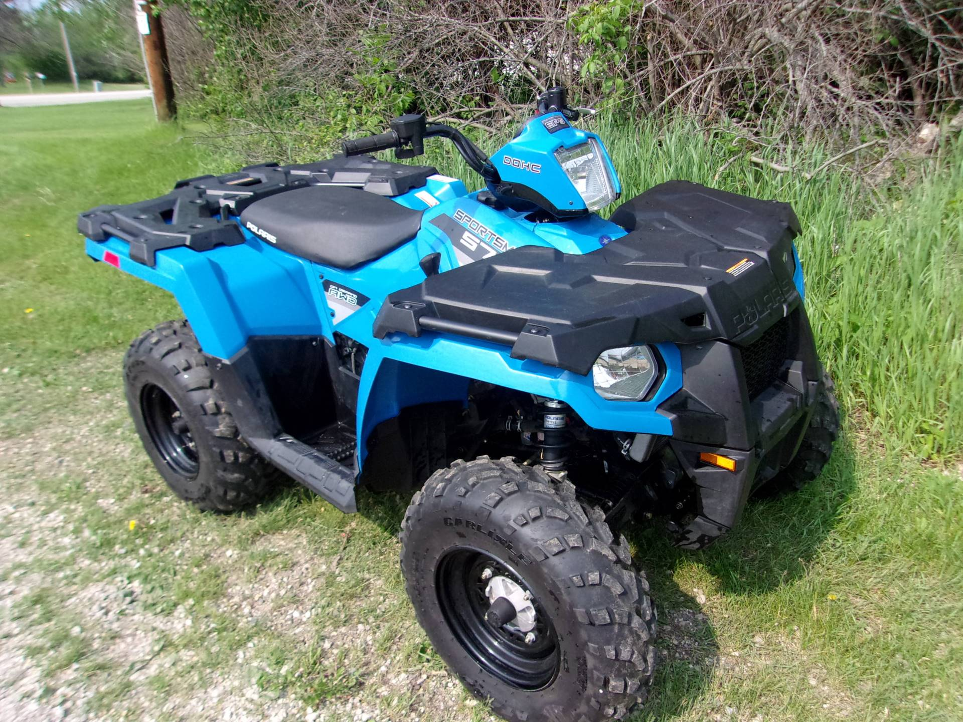 2016 Polaris Sportsman 570 EPS in Mukwonago, Wisconsin - Photo 1