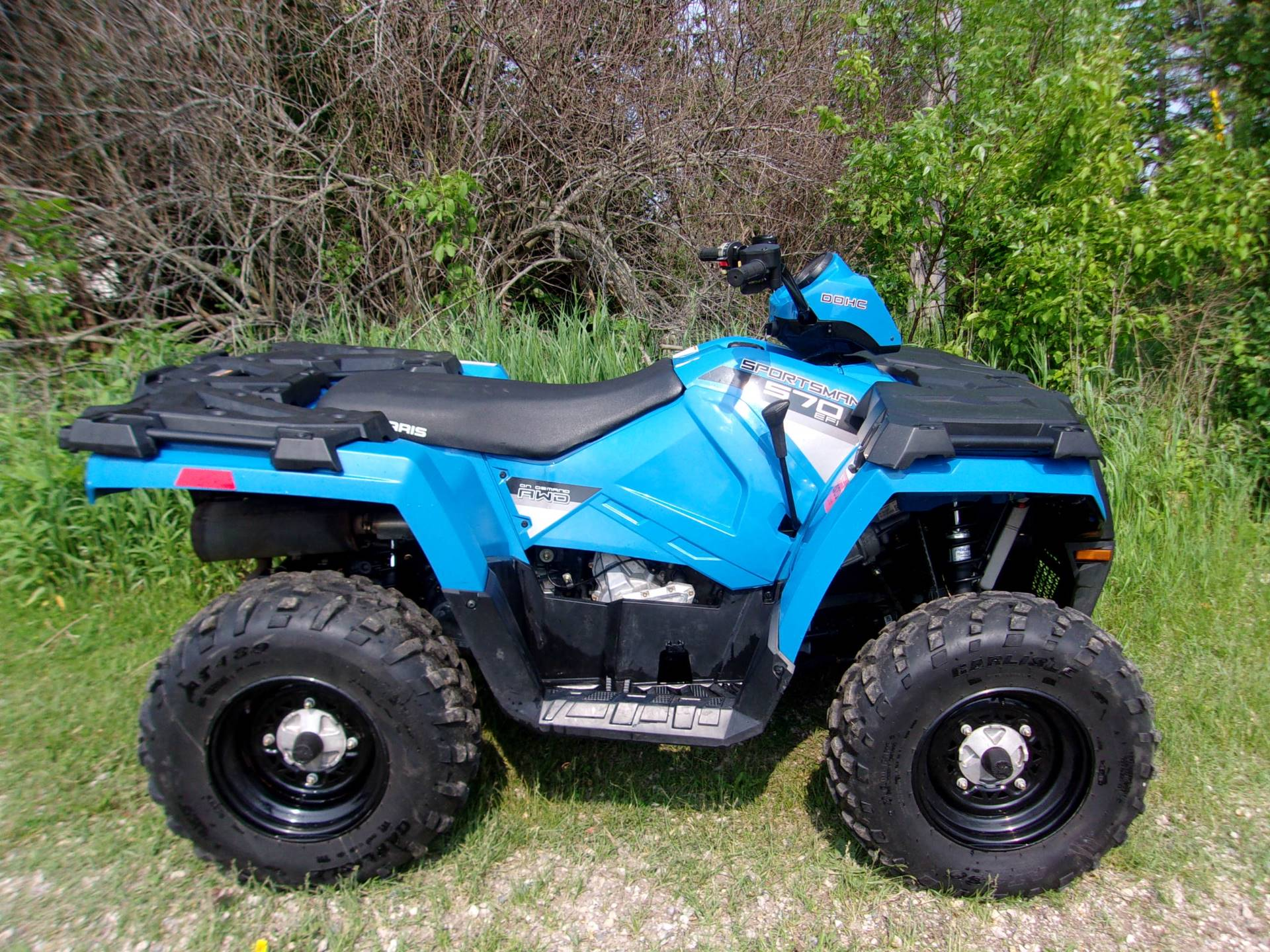 2016 Polaris Sportsman 570 EPS in Mukwonago, Wisconsin - Photo 2