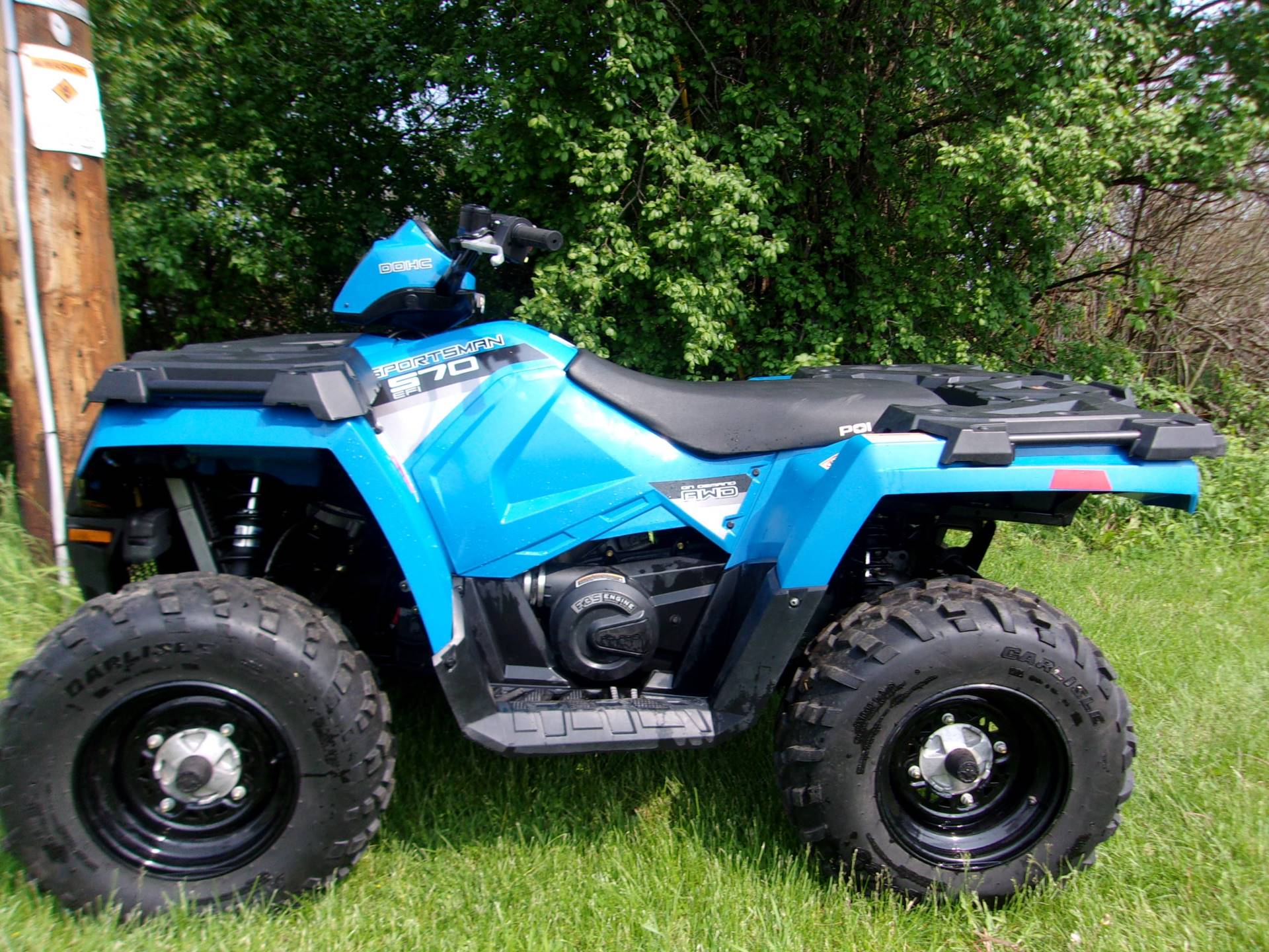 2016 Polaris Sportsman 570 EPS in Mukwonago, Wisconsin - Photo 3