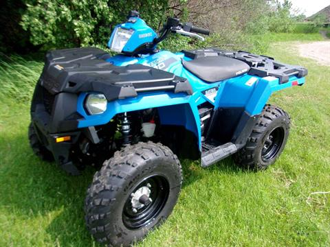 2016 Polaris Sportsman 570 EPS in Mukwonago, Wisconsin - Photo 4