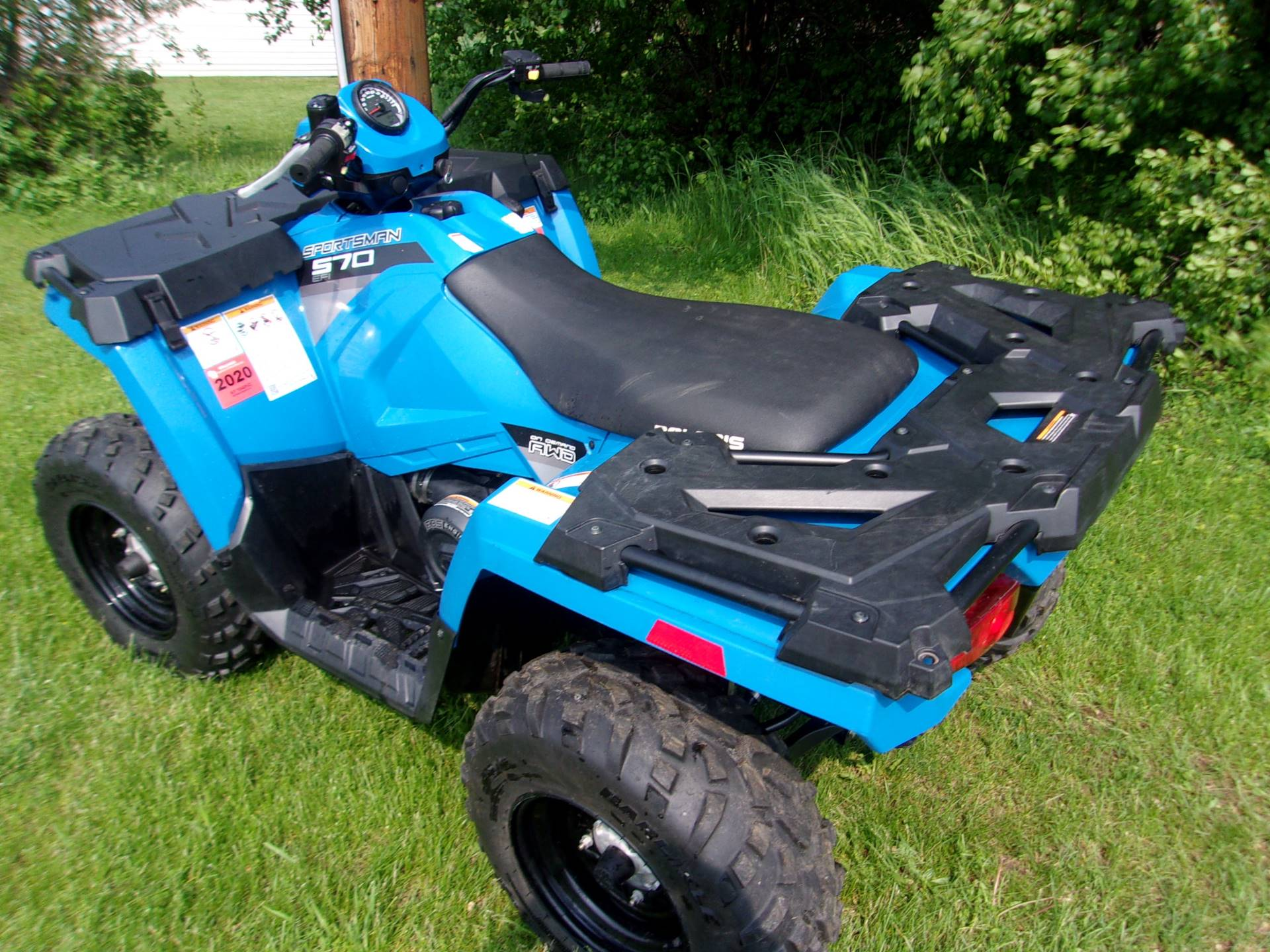 2016 Polaris Sportsman 570 EPS in Mukwonago, Wisconsin - Photo 5