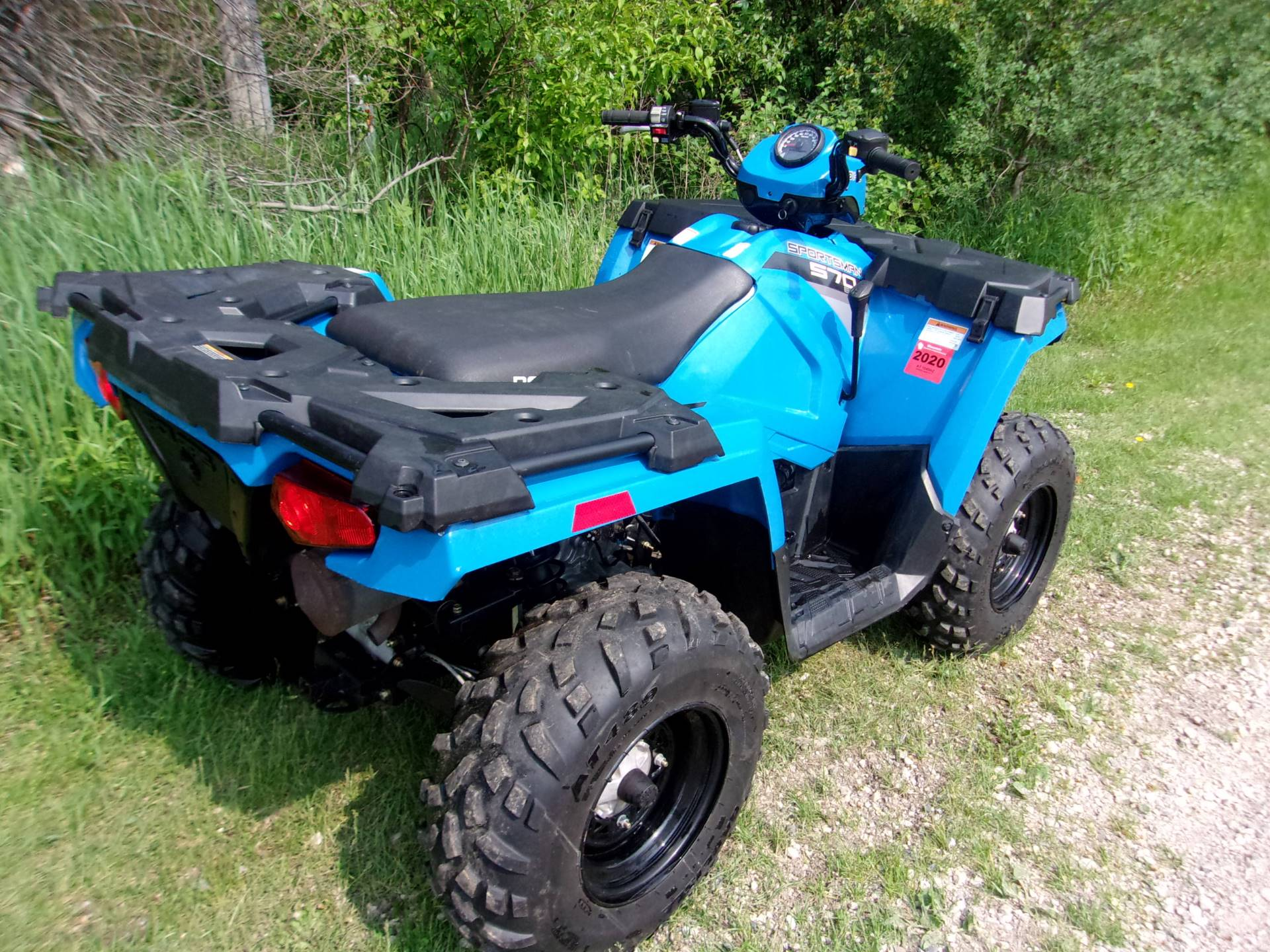 2016 Polaris Sportsman 570 EPS in Mukwonago, Wisconsin - Photo 6
