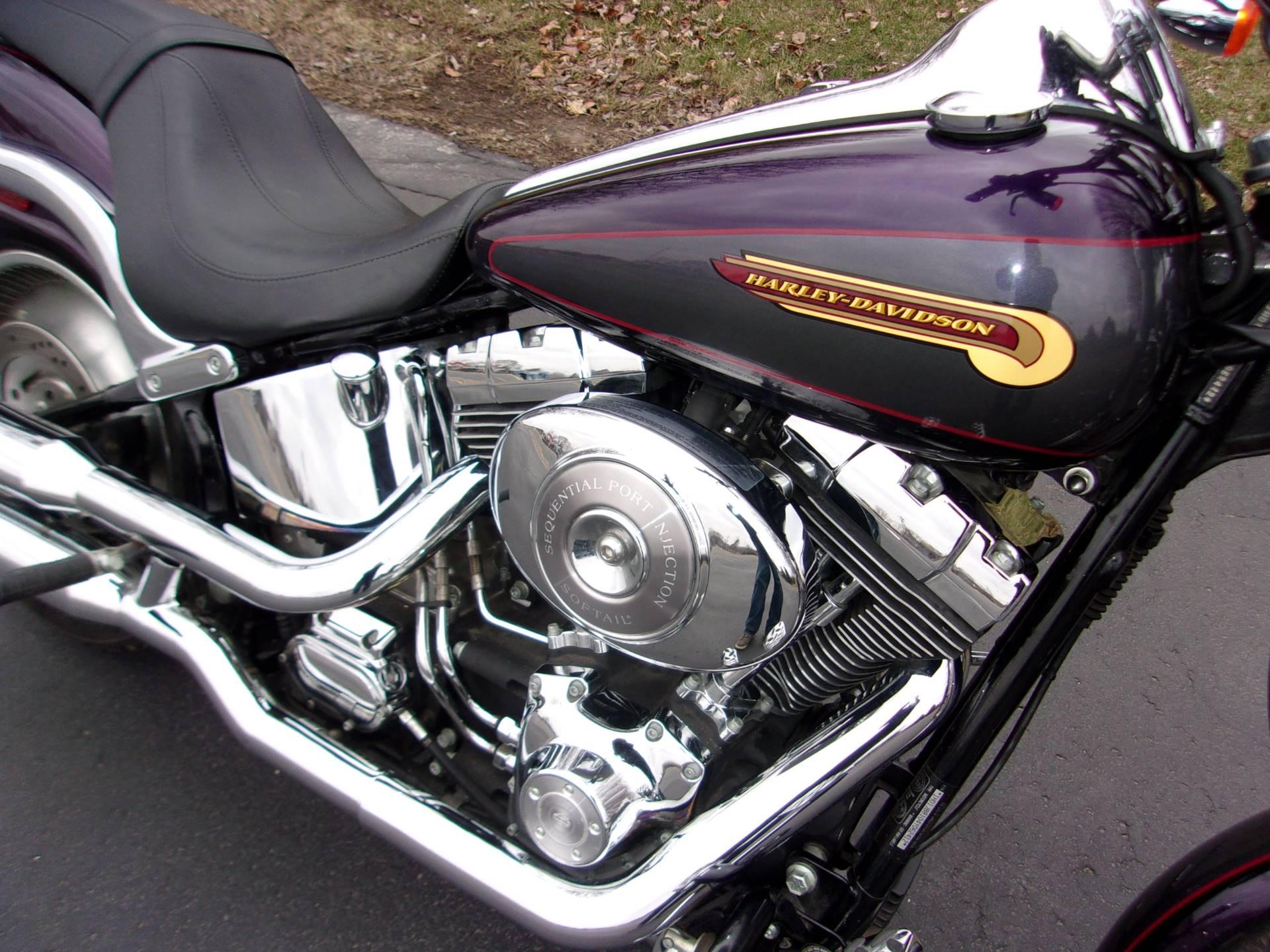 2004 Harley-Davidson FXSTD/FXSTDI Softail® Deuce™ in Mukwonago, Wisconsin