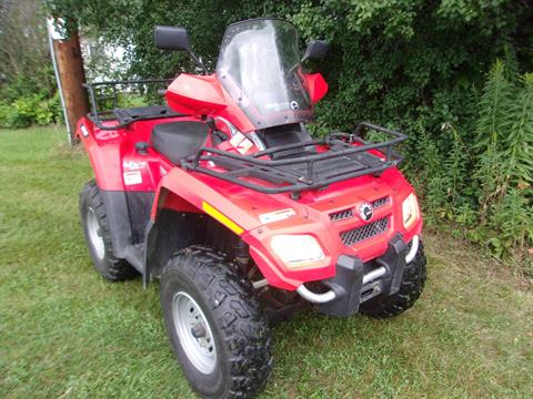 2007 Can-Am Outlander™ 650 H.O. EFI in Mukwonago, Wisconsin - Photo 2