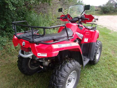 2007 Can-Am Outlander™ 650 H.O. EFI in Mukwonago, Wisconsin - Photo 6