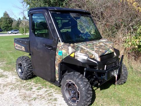 2013 Polaris Ranger XP® 900 EPS Browning® LE in Mukwonago, Wisconsin