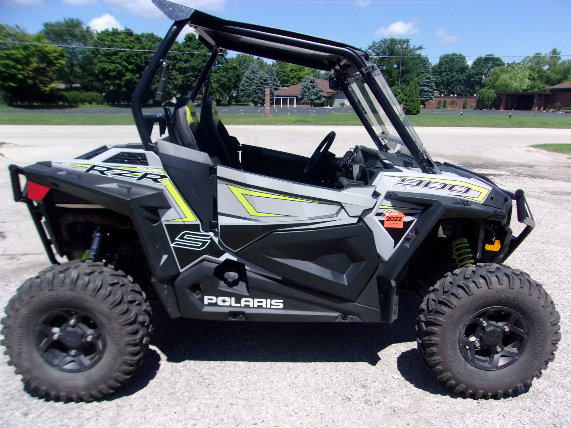 2018 Polaris RZR S 900 EPS in Mukwonago, Wisconsin - Photo 1