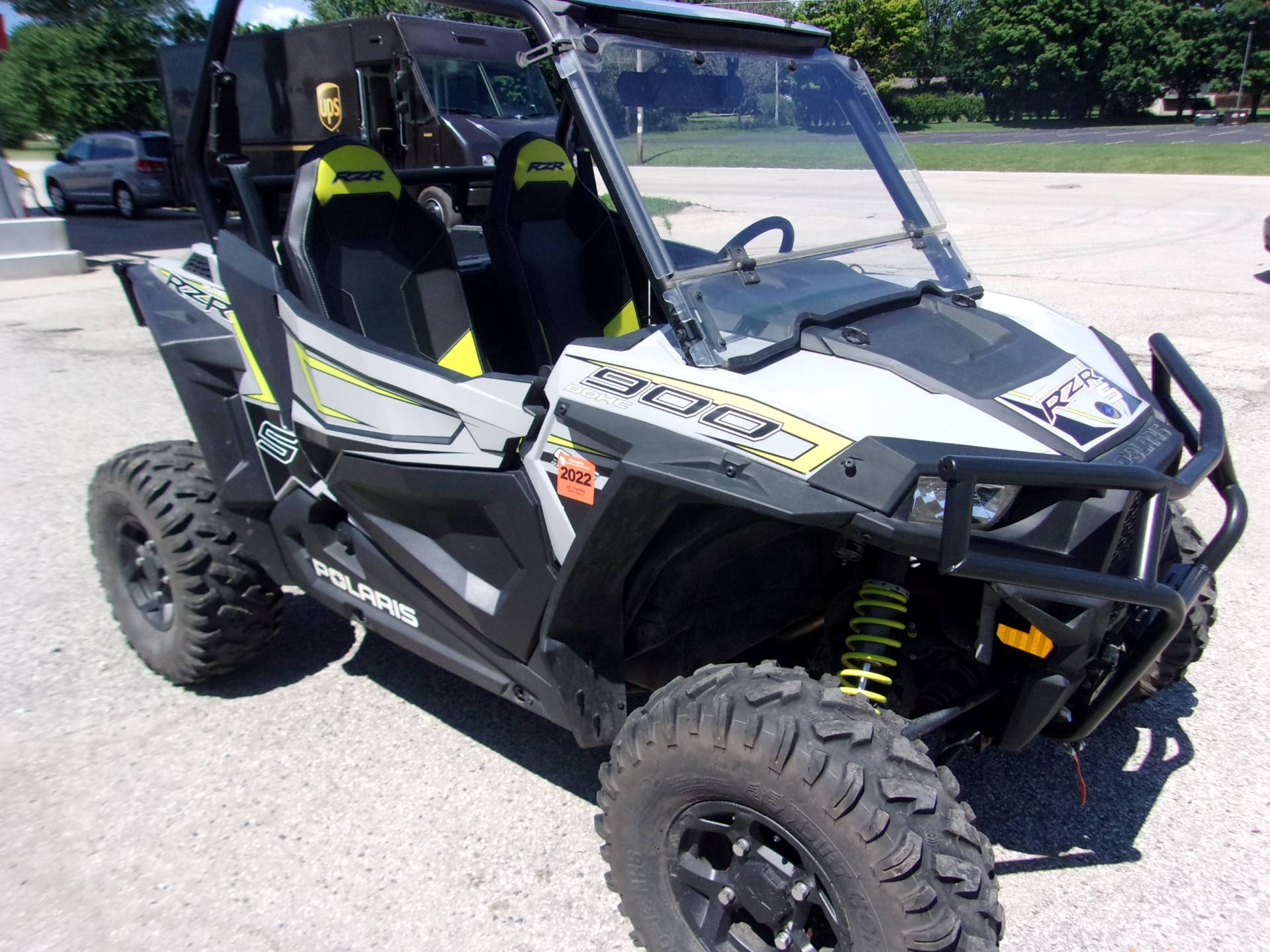 2018 Polaris RZR S 900 EPS in Mukwonago, Wisconsin - Photo 2