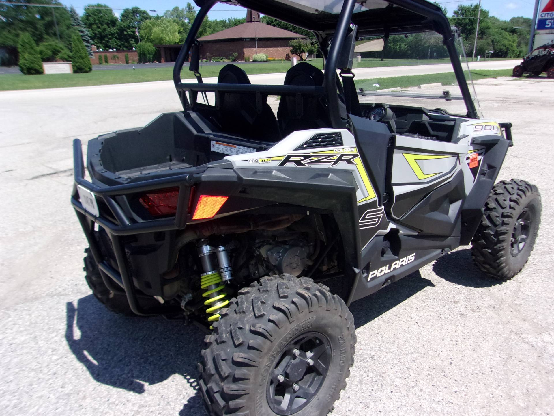 2018 Polaris RZR S 900 EPS in Mukwonago, Wisconsin - Photo 3