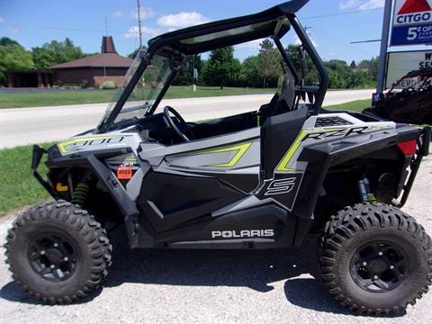 2018 Polaris RZR S 900 EPS in Mukwonago, Wisconsin - Photo 4