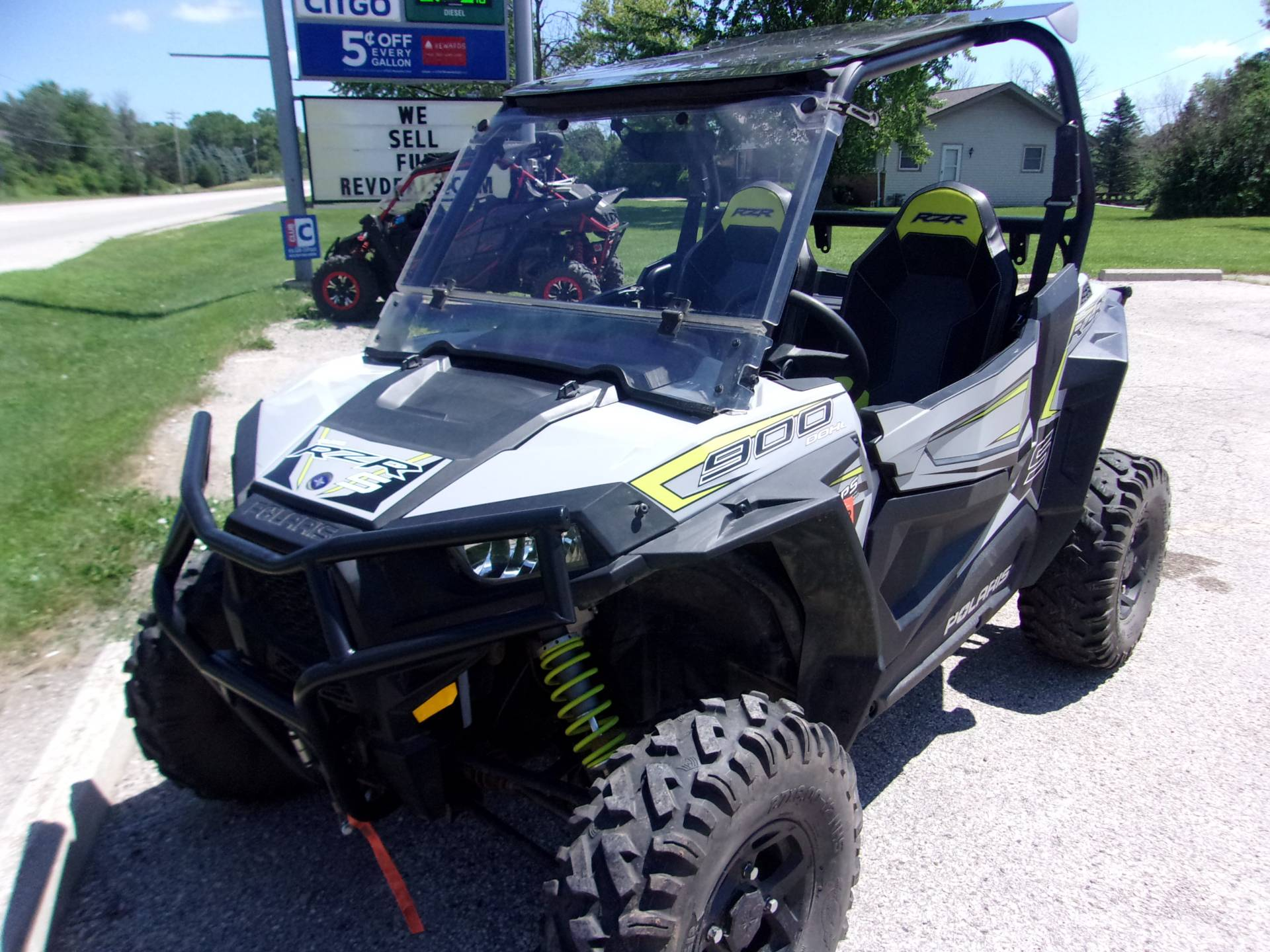 2018 Polaris RZR S 900 EPS in Mukwonago, Wisconsin - Photo 6