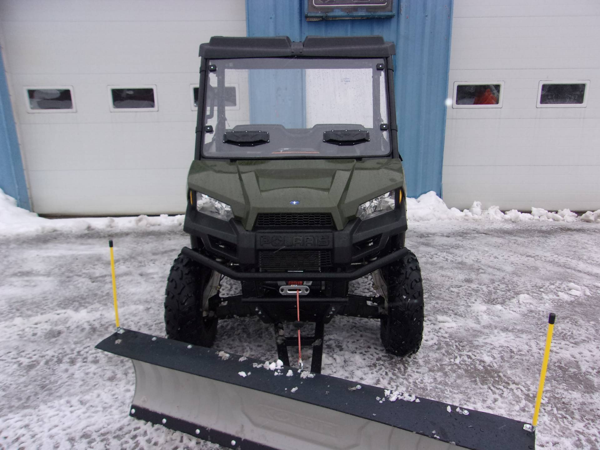 2019 POLARIS RANGER 570 MIDSIZE in Mukwonago, Wisconsin - Photo 3