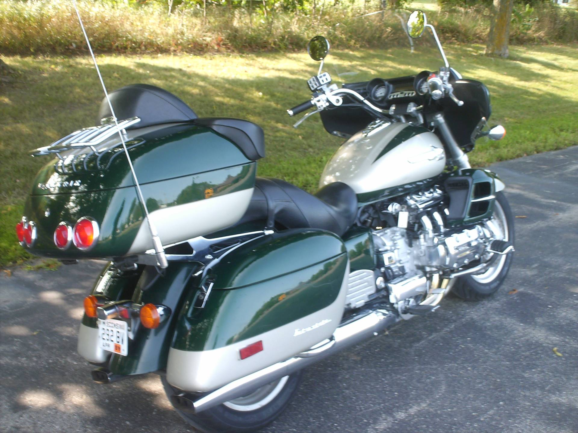 1999 Honda Valkyrie Interstate in Mukwonago, Wisconsin