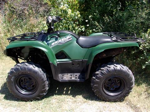 2015 Yamaha Grizzly 700 4x4 EPS in Mukwonago, Wisconsin