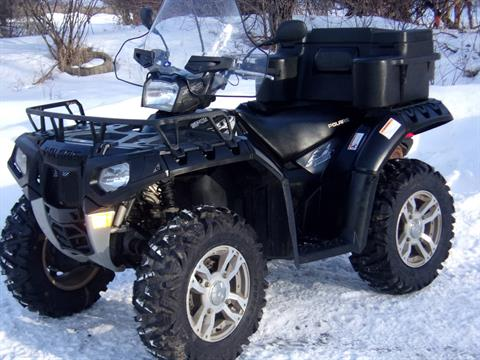 2009 Polaris Sportsman® 550 XP EFI  with EPS in Mukwonago, Wisconsin