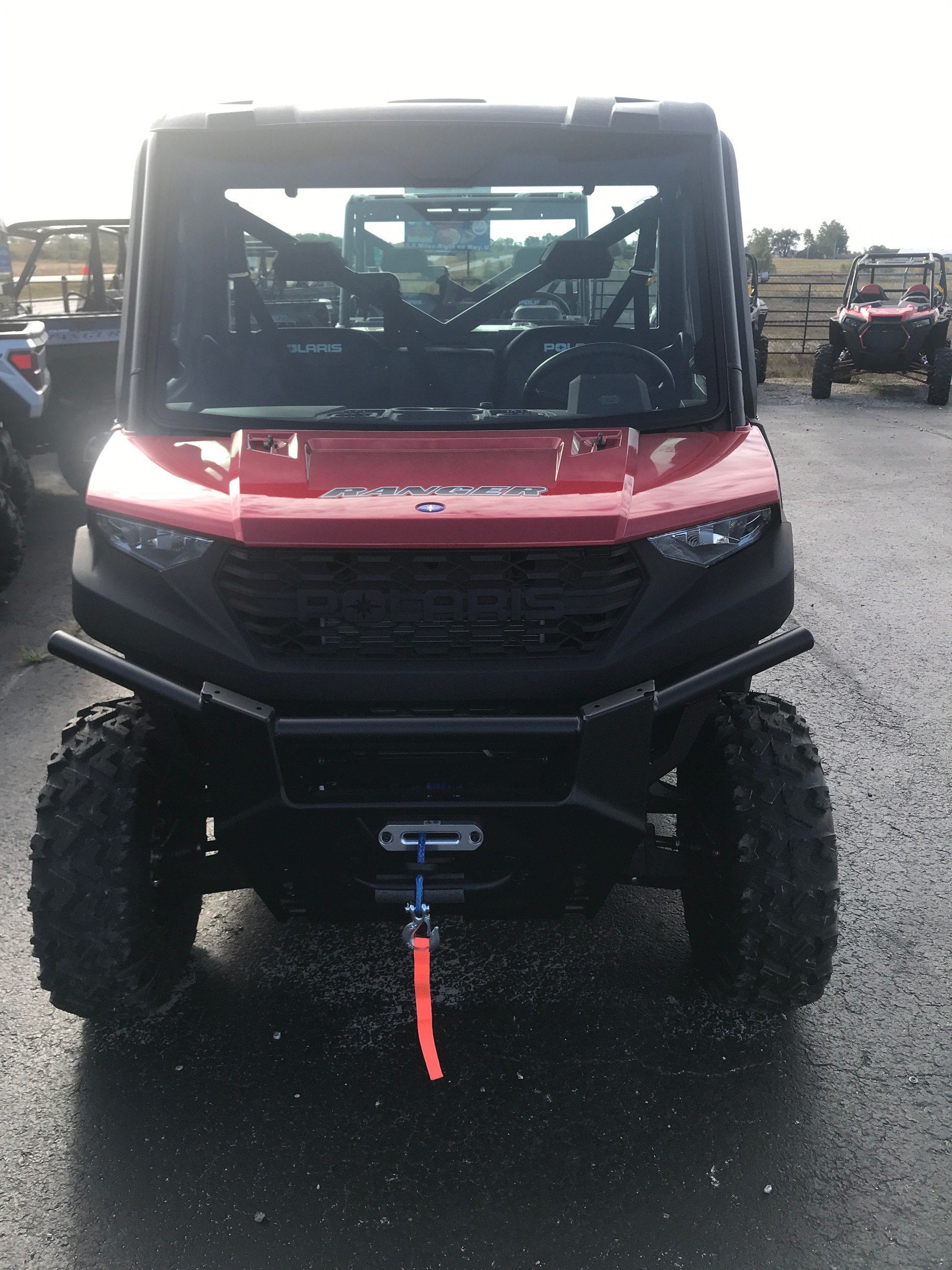 2020 Polaris Ranger 1000 Premium Winter Prep Package in Bolivar, Missouri - Photo 2