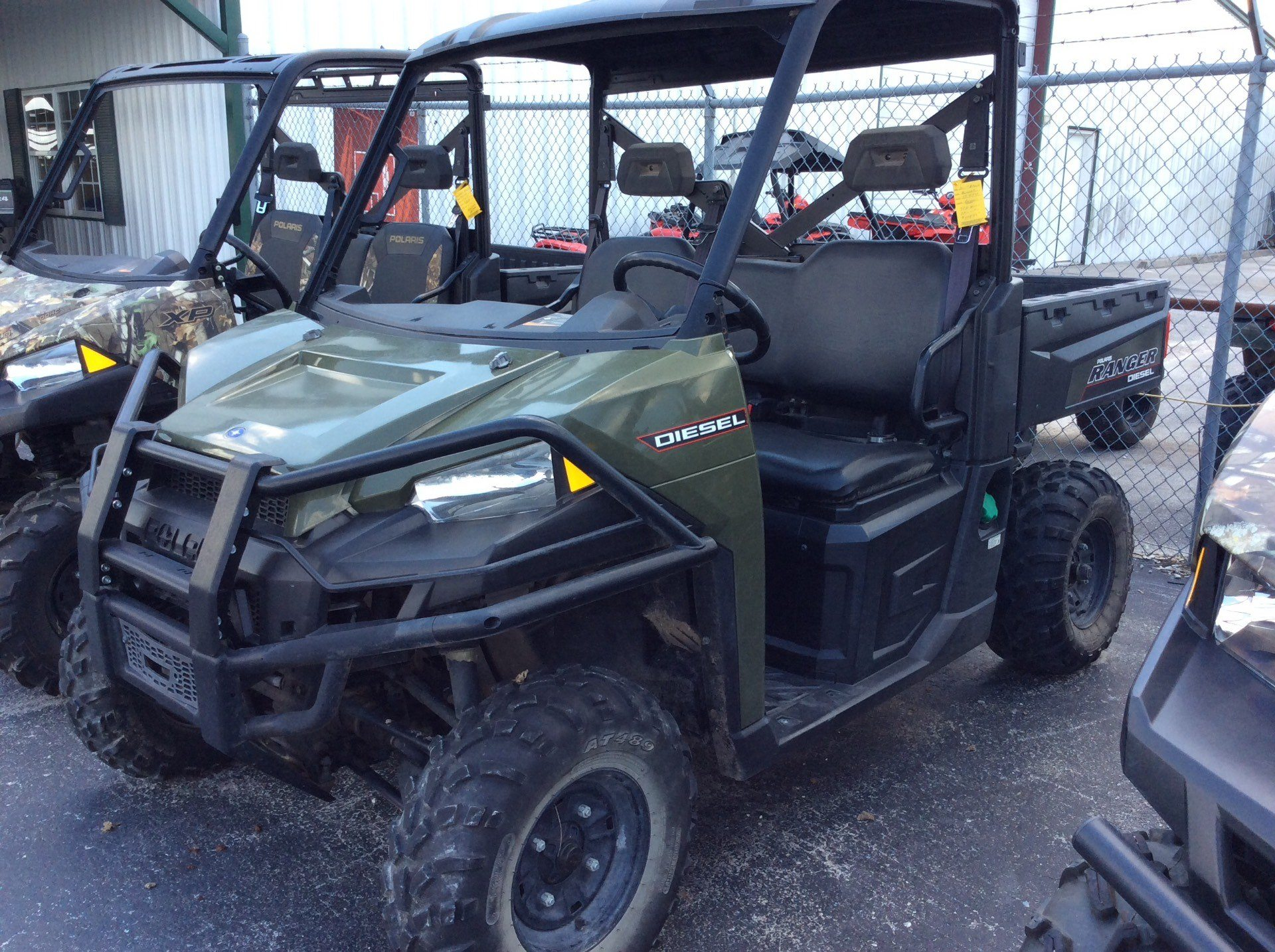 2015 Polaris Ranger® Diesel in Bolivar, Missouri