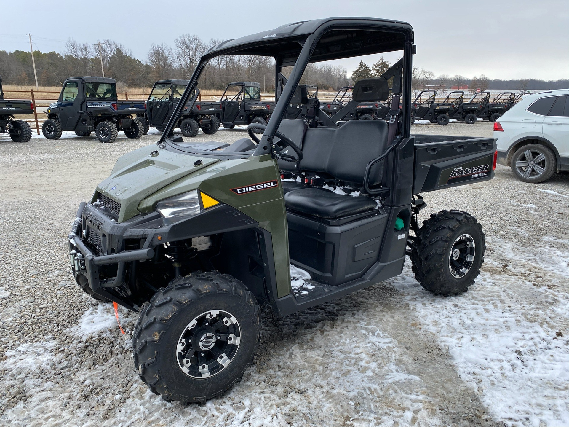 2015 Polaris Ranger® Diesel in Bolivar, Missouri - Photo 3
