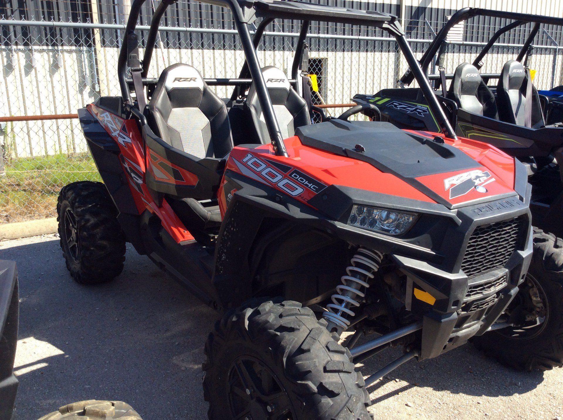 2015 Polaris RZR XP 1000 EPS 2