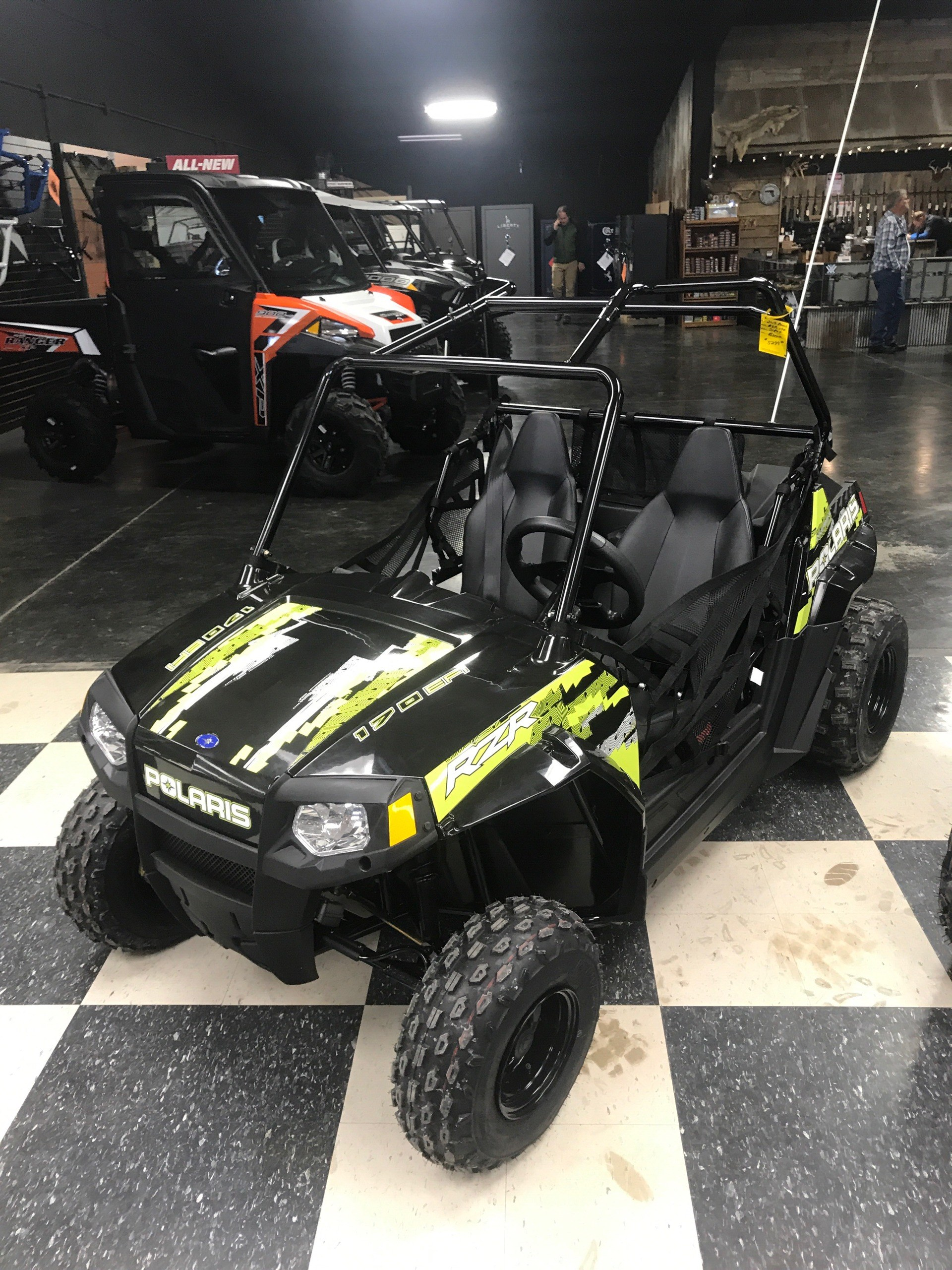 2019 Polaris RZR 170 EFI for sale 2198