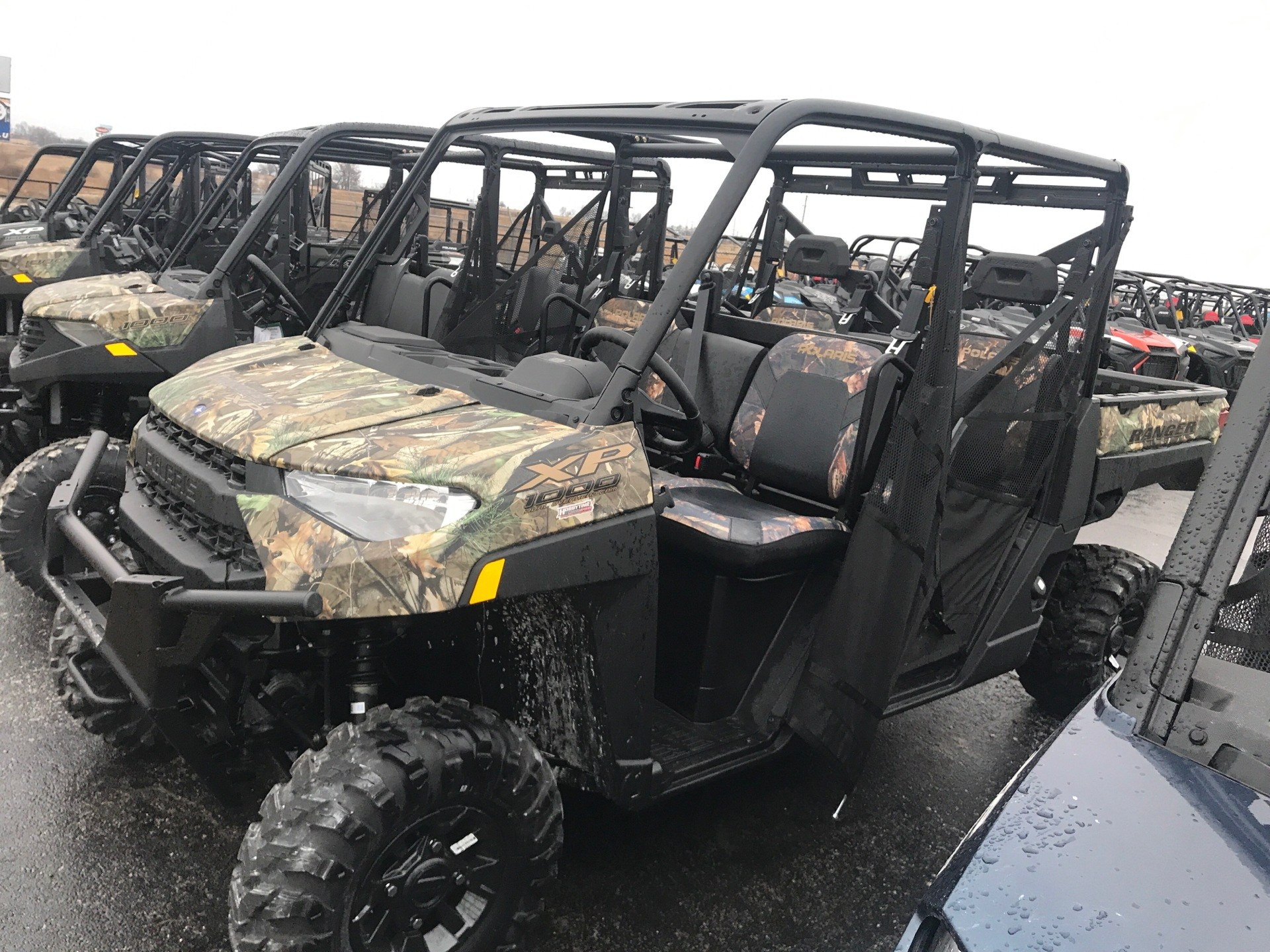 2020 Polaris Ranger Crew XP 1000 Premium in Bolivar, Missouri - Photo 1