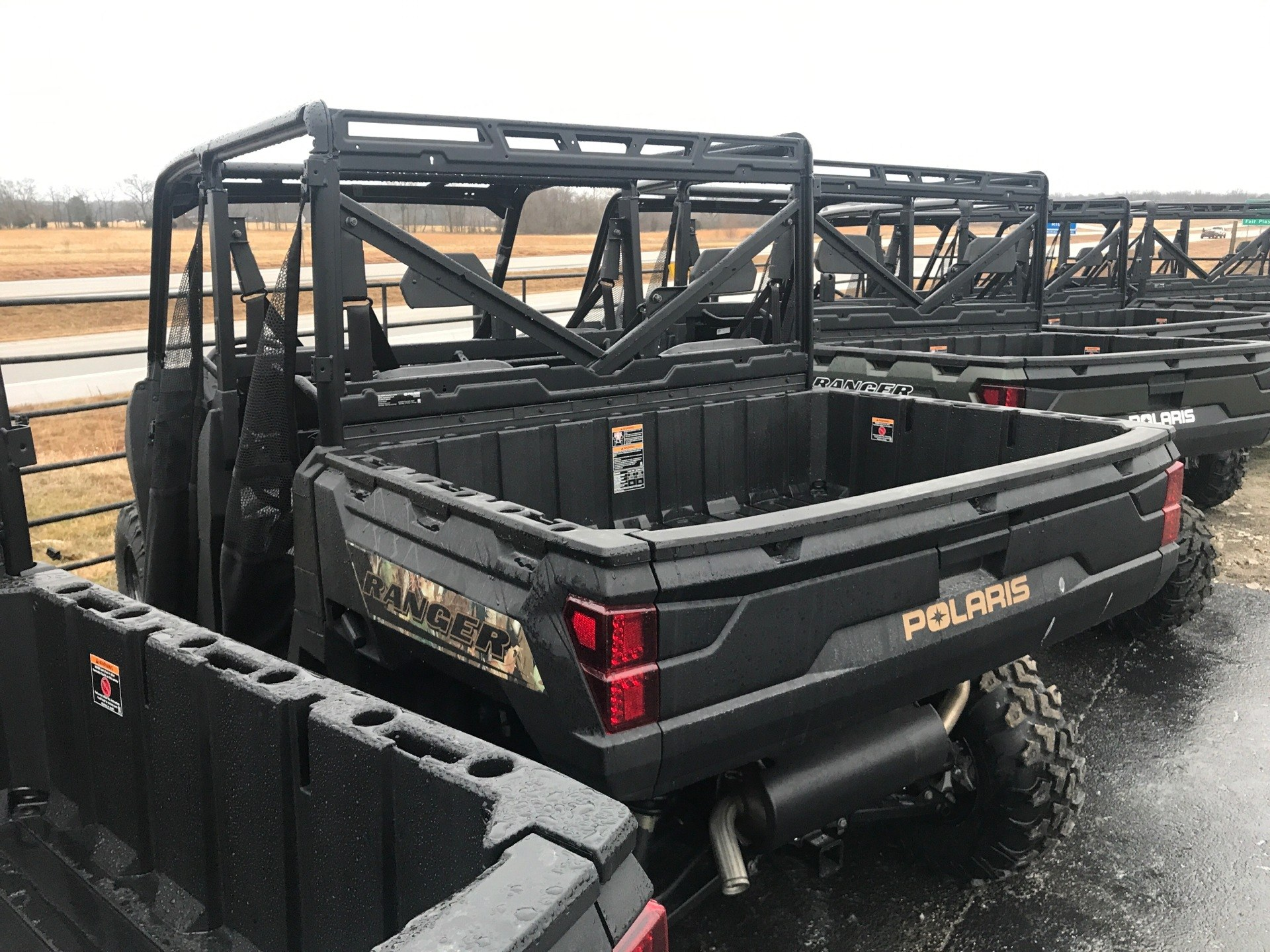2020 Polaris Ranger Crew 1000 EPS in Bolivar, Missouri - Photo 3