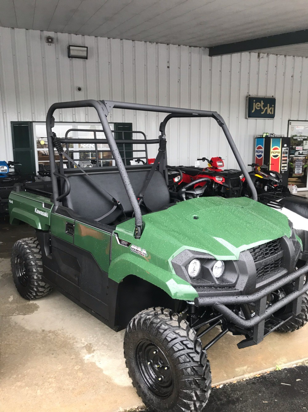 2019 Kawasaki Mule PRO-MX EPS in Bolivar, Missouri - Photo 1