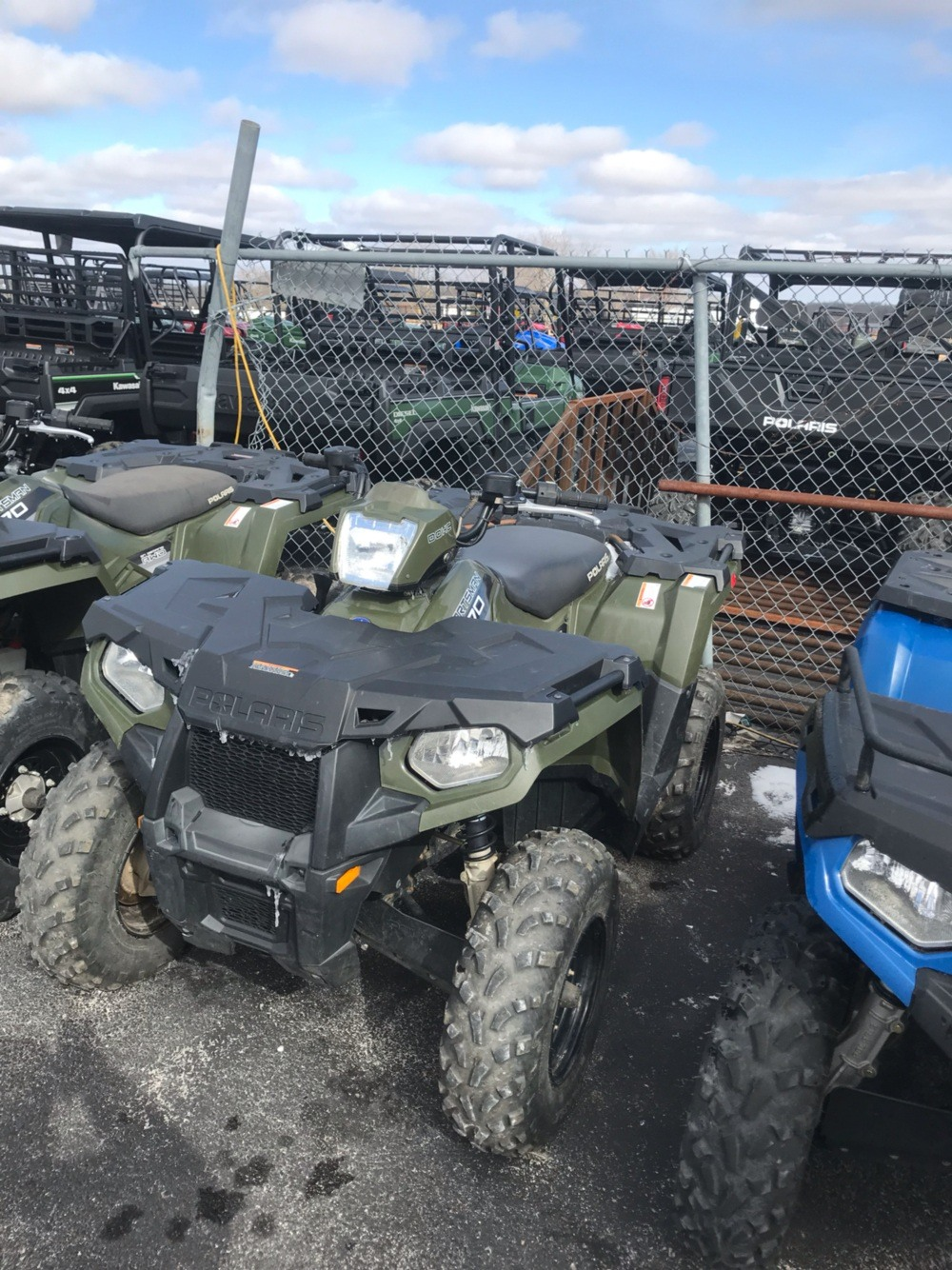 2015 Polaris Sportsman® 570 in Bolivar, Missouri - Photo 1