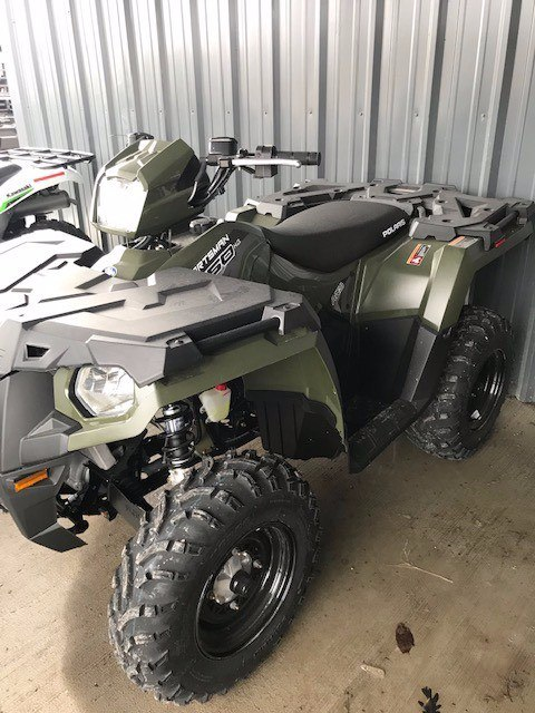 2019 Polaris Sportsman 450 H.O. for sale 6208