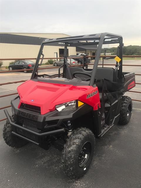 2020 Polaris Ranger 500 in Bolivar, Missouri - Photo 1