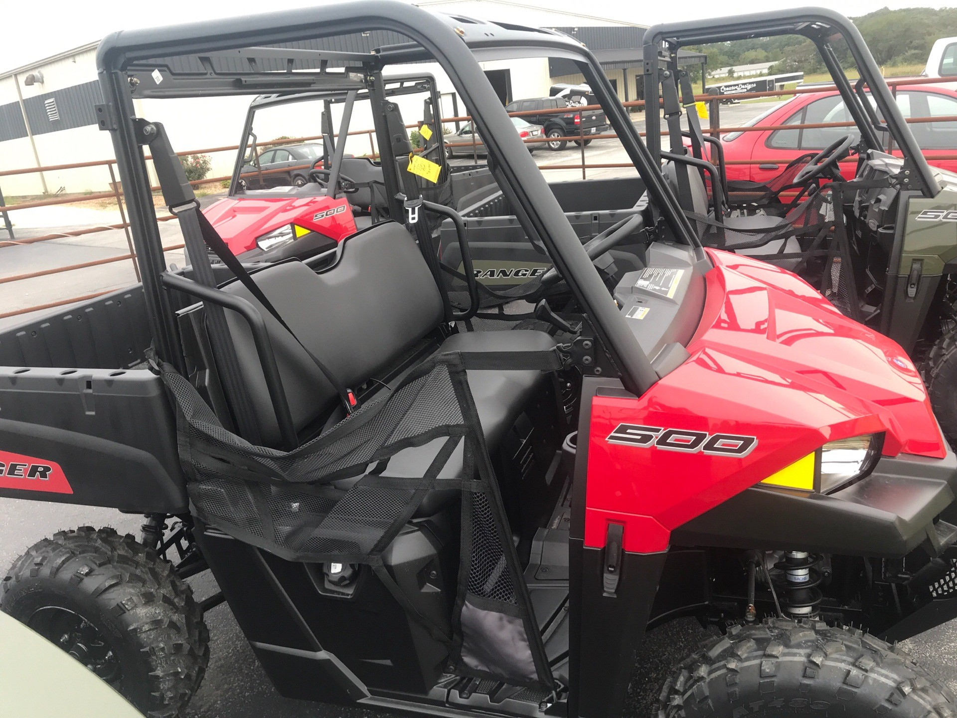 2020 Polaris Ranger 500 in Bolivar, Missouri - Photo 2
