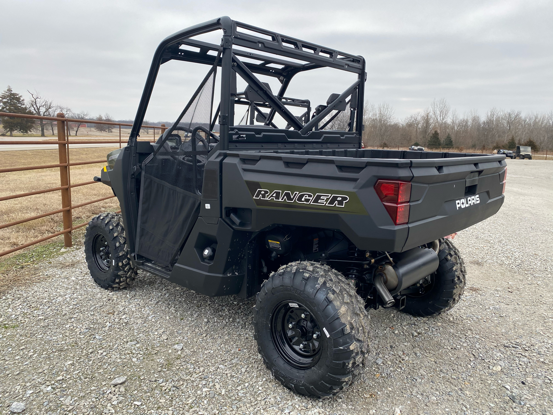 2021 Polaris Ranger 1000 EPS in Bolivar, Missouri - Photo 6