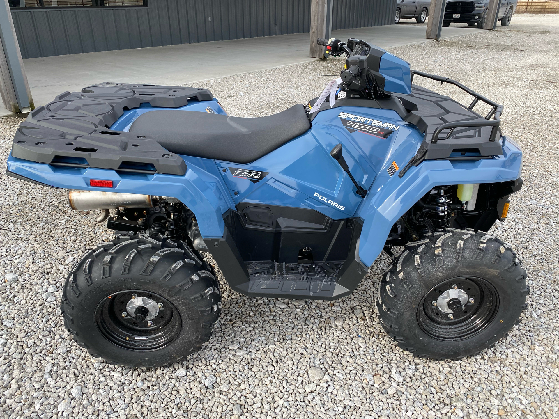 2021 Polaris Sportsman 450 H.O. in Bolivar, Missouri - Photo 3