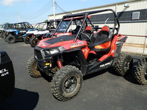 2017 Polaris RZR S 1000 EPS in Bolivar, Missouri