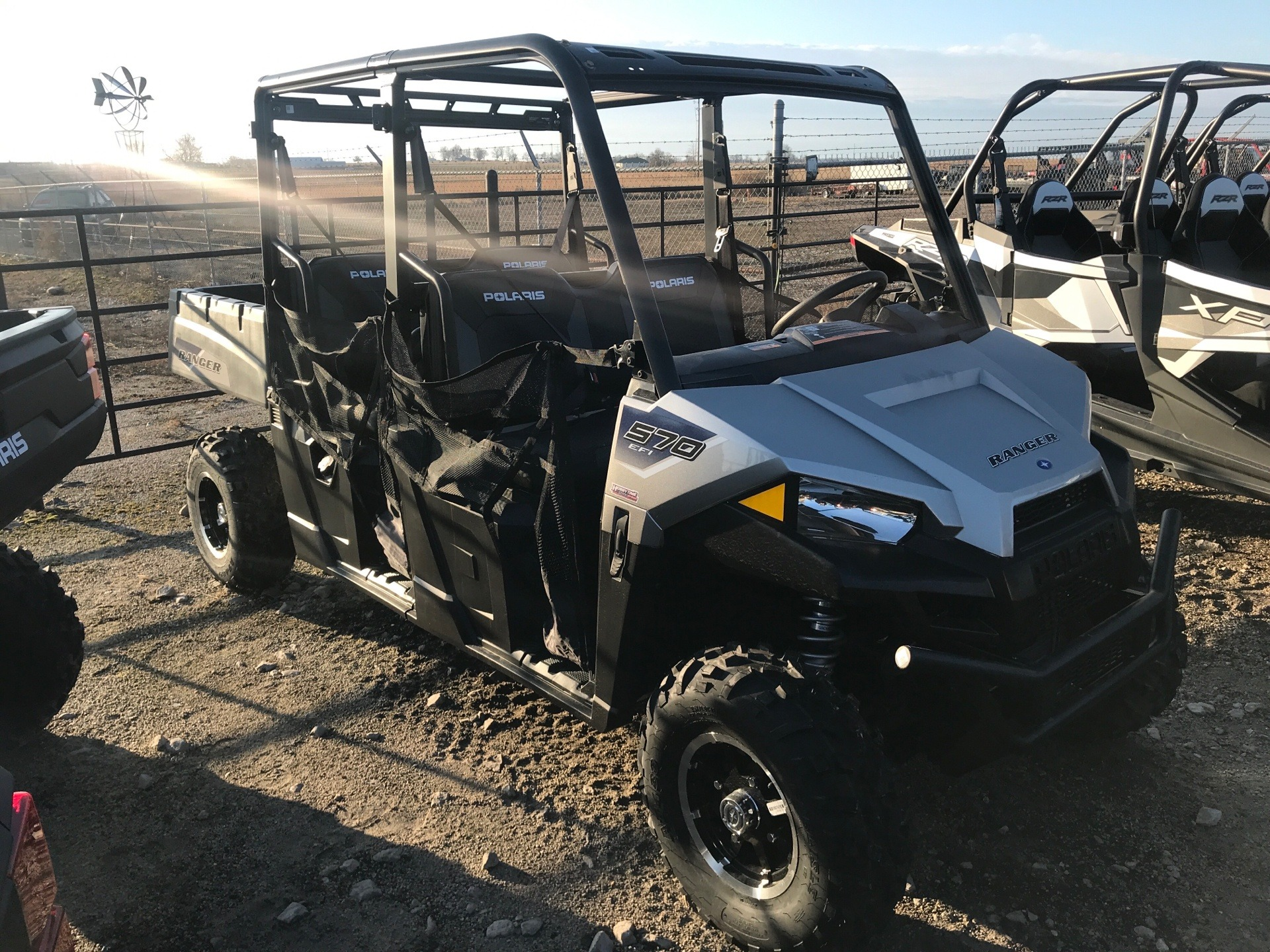2020 Polaris Ranger Crew 570-4 EPS in Bolivar, Missouri - Photo 2