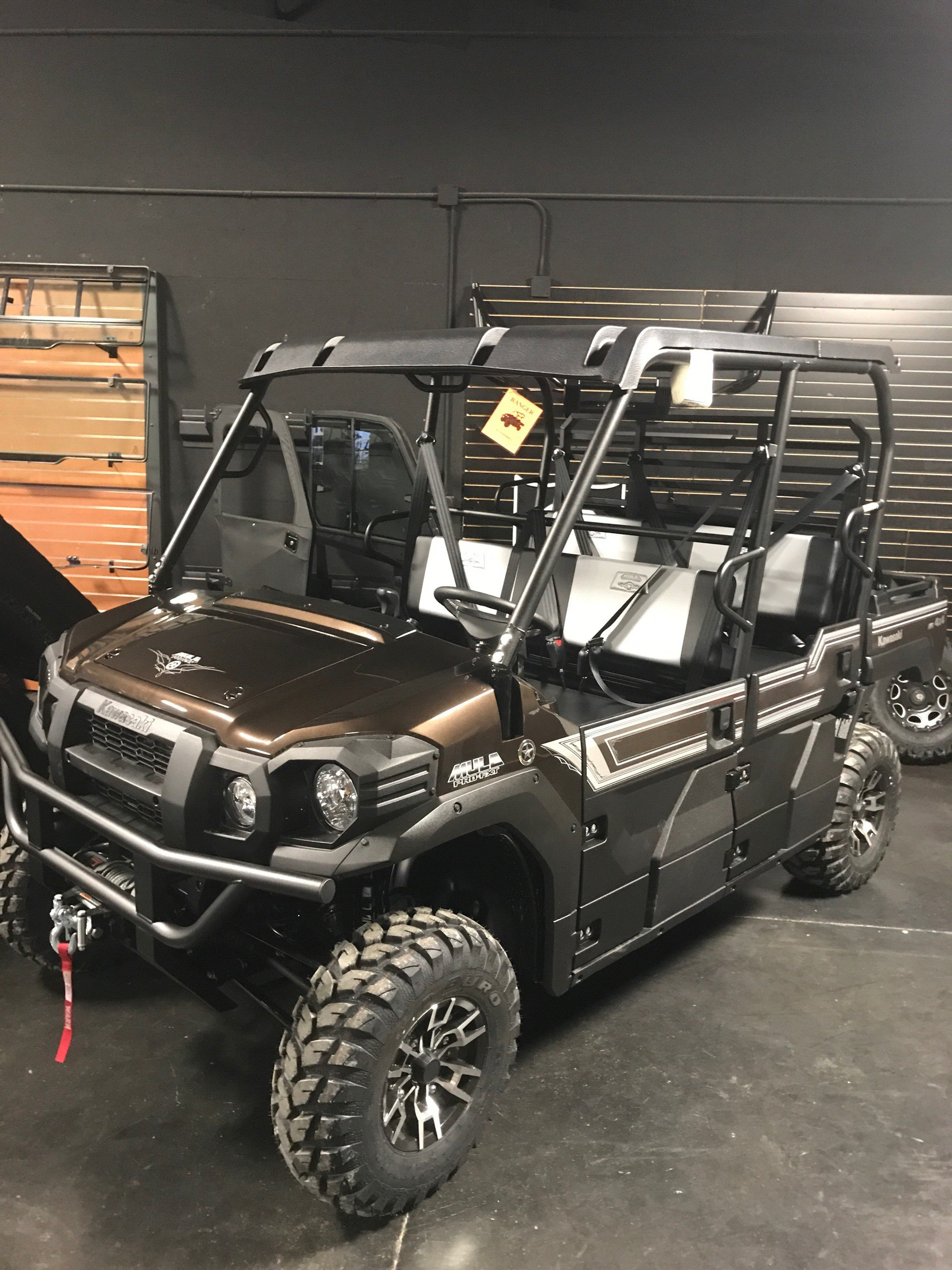 2019 Kawasaki Mule PRO-FXT Ranch Edition for sale 6601