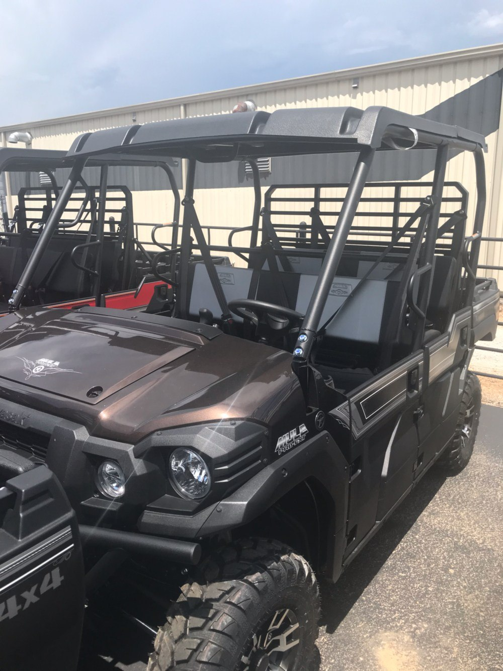 2019 Kawasaki Mule PRO-FXT Ranch Edition in Bolivar, Missouri - Photo 2