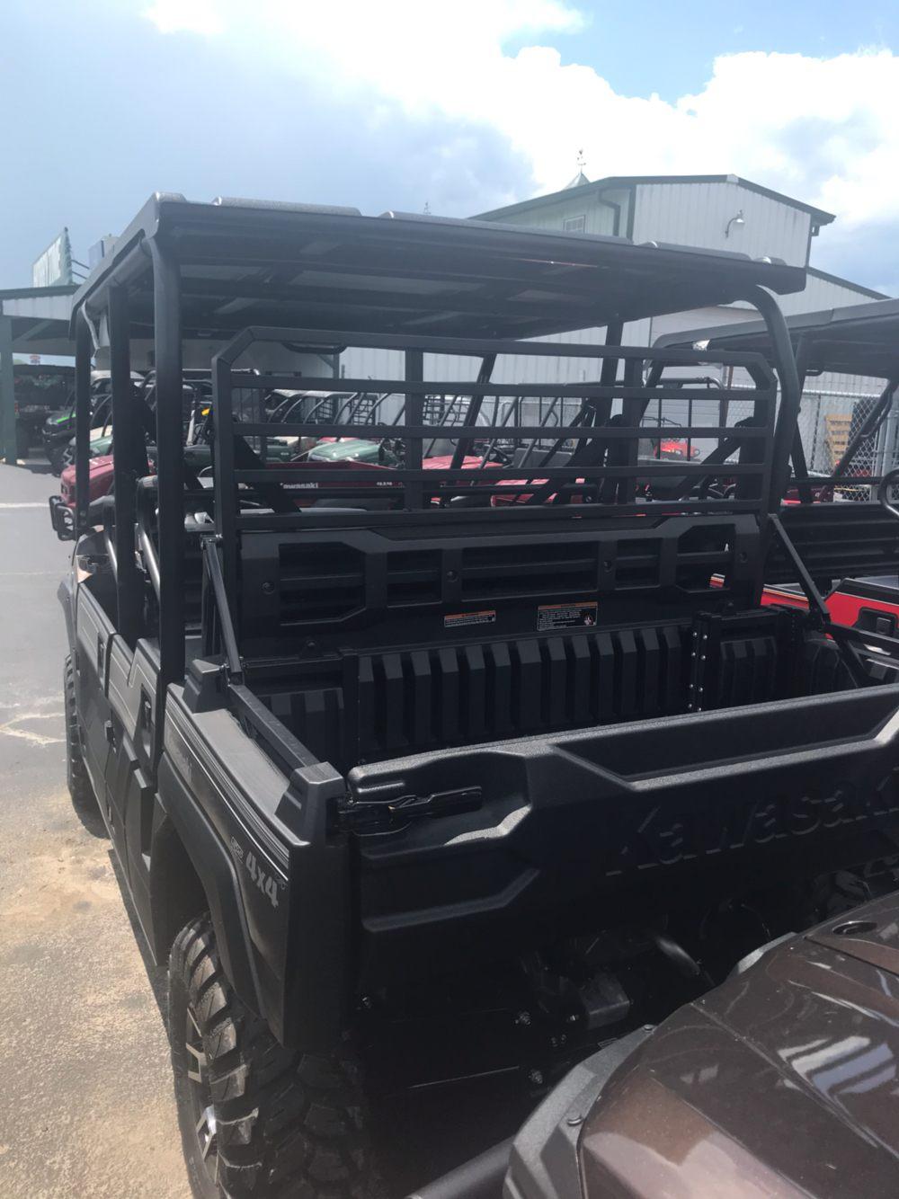 2019 Kawasaki Mule PRO-FXT Ranch Edition 3