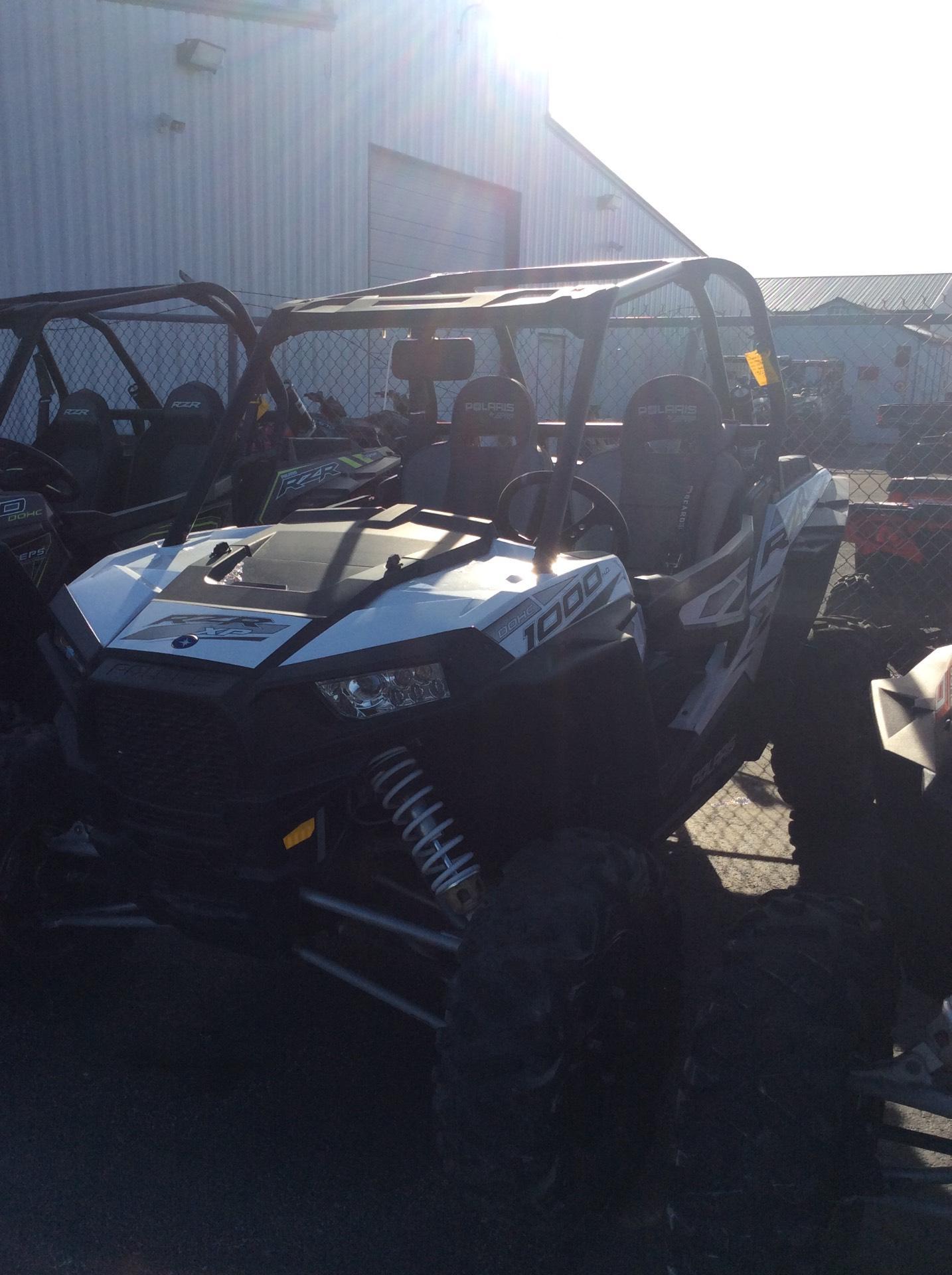 2015 Polaris RZR XP 1000 EPS for sale 79895