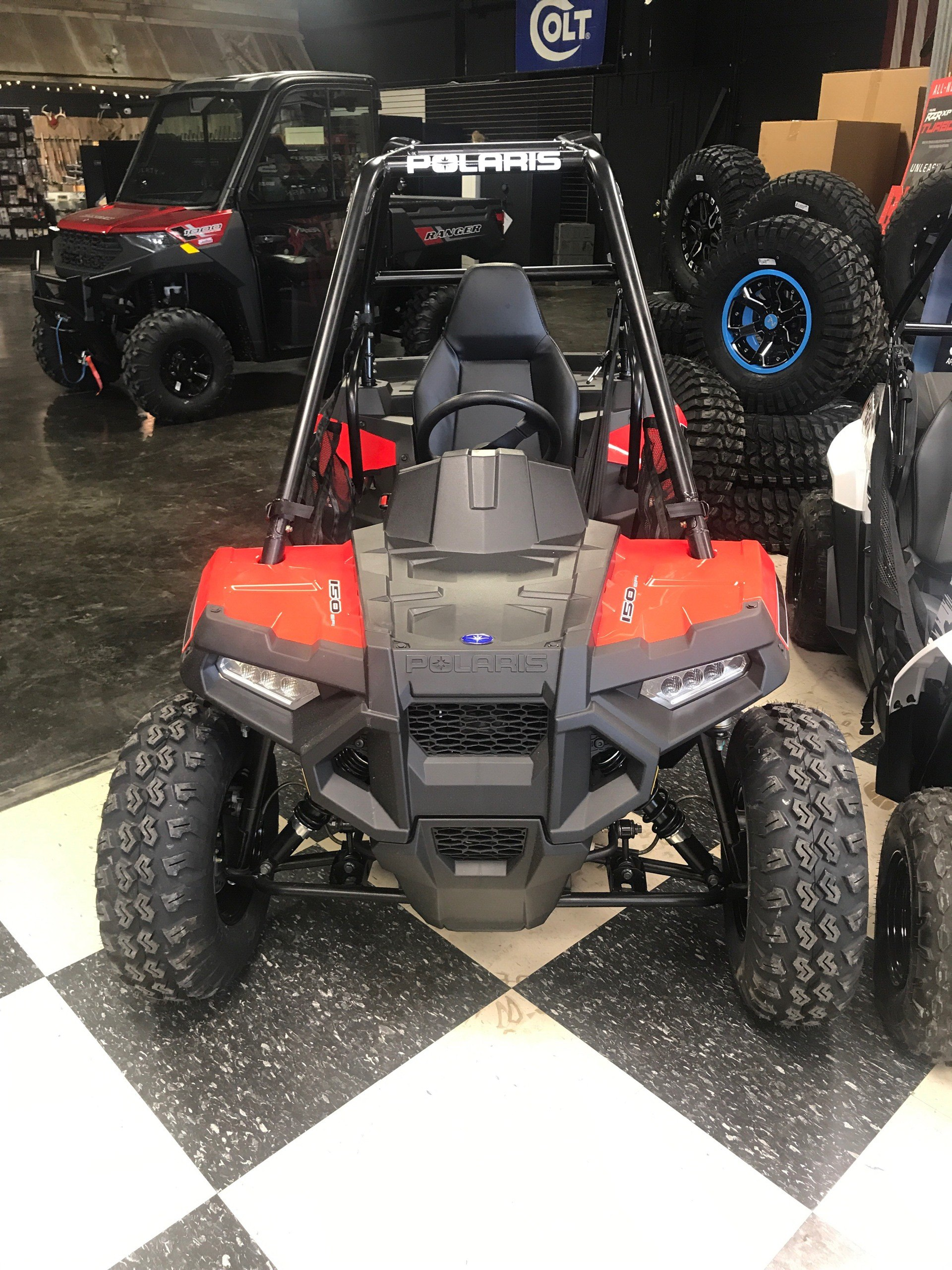 2019 Polaris Ace 150 EFI in Bolivar, Missouri - Photo 2