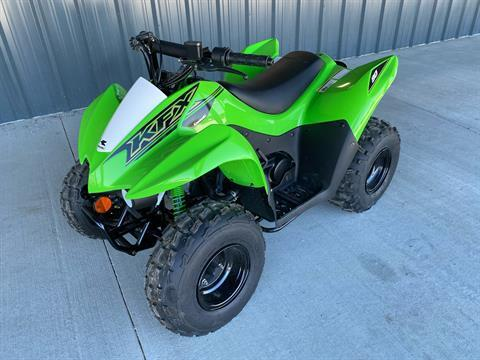 2021 Kawasaki KFX 90 in Bolivar, Missouri - Photo 1
