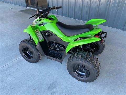 2021 Kawasaki KFX 90 in Bolivar, Missouri - Photo 2