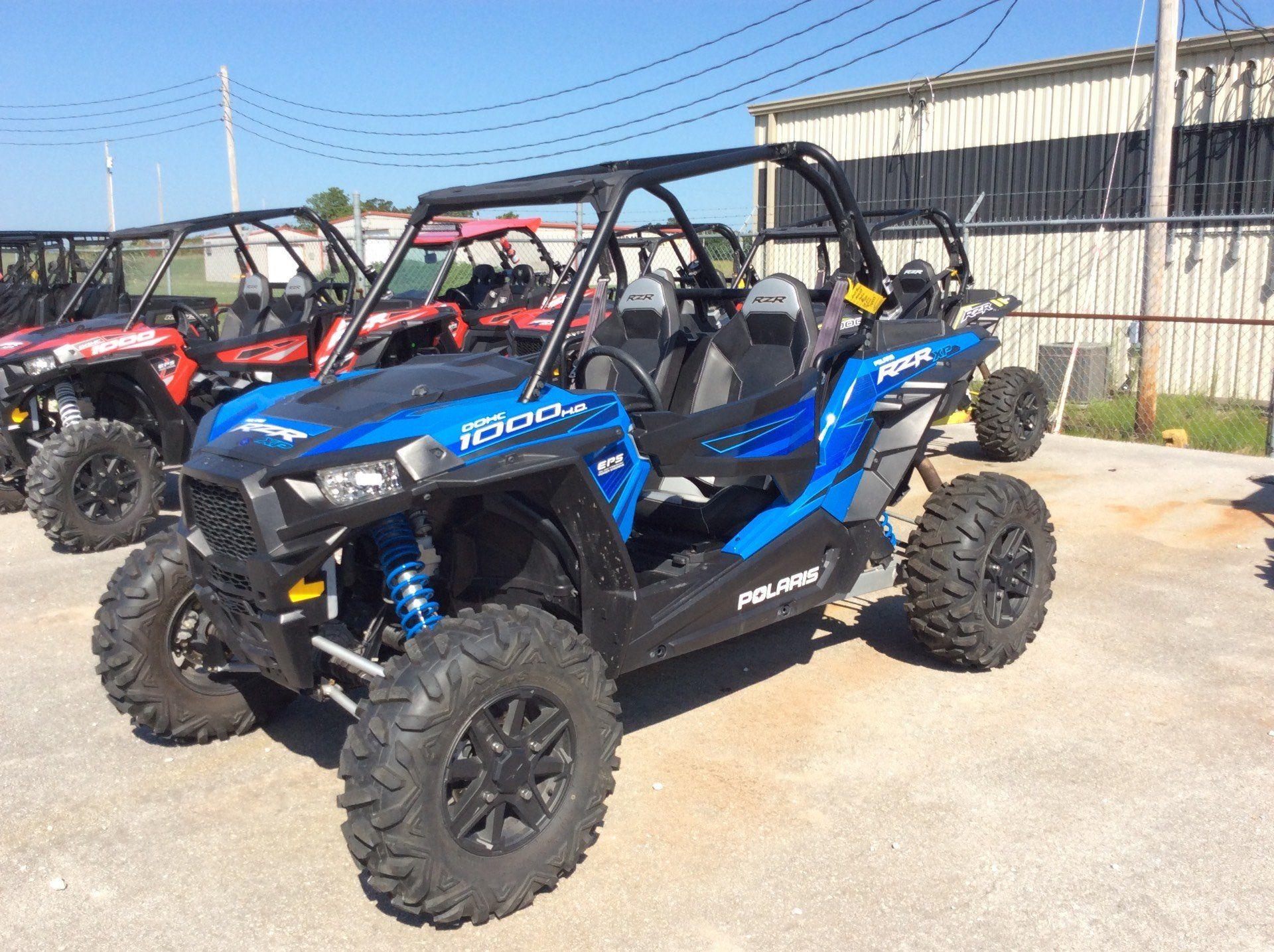 2015 Polaris RZR XP 1000 EPS for sale 47380