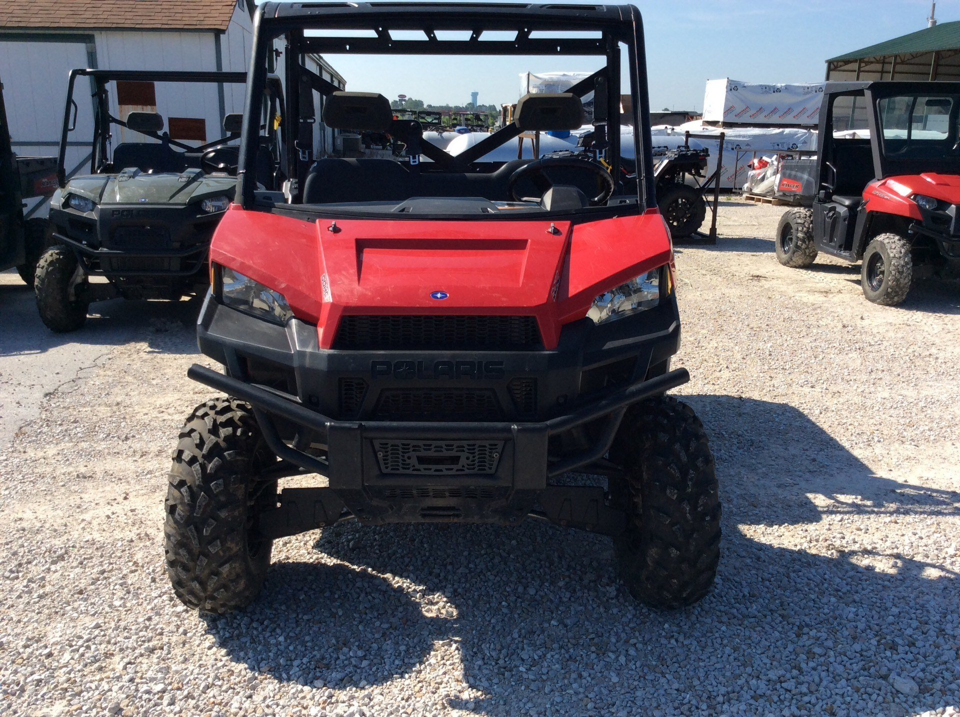 2015 Polaris Ranger®570 Full Size in Bolivar, Missouri