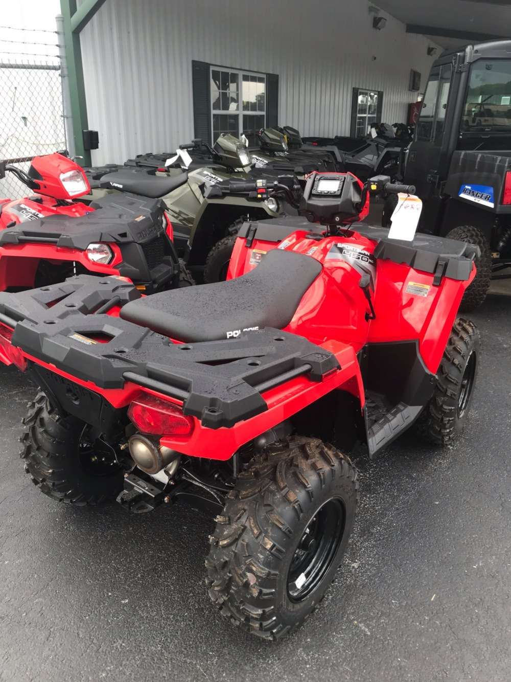 2019 Polaris Sportsman 450 H.O. in Bolivar, Missouri - Photo 2